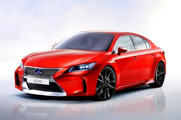 Lexus IS (2014) | 2014 LEXUS IS | 2014 Lexus IS 250 F Sport sedan 2013 Detroit Auto show -