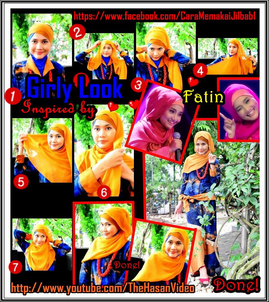 Hijab Cantik September 2013