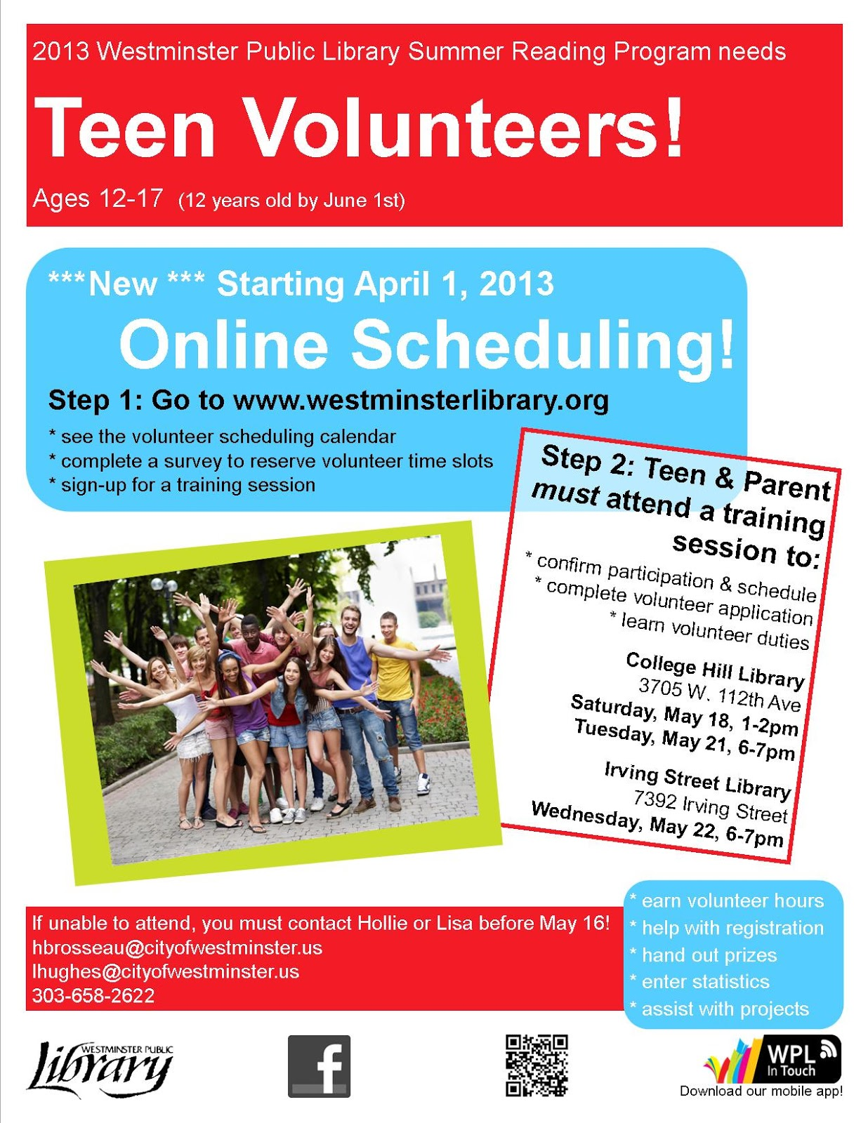Volunteers Needed Flyer Template - Free volunteer recruitment flyer template