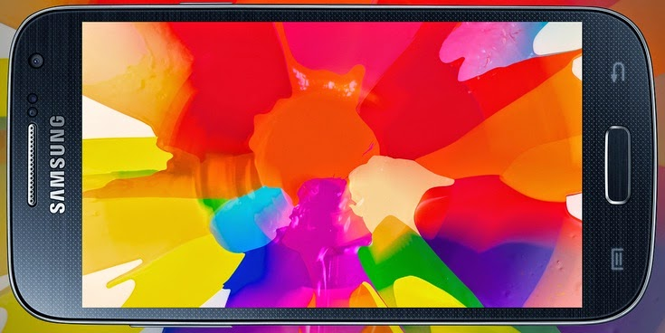 Samsung Galaxy S4 Mini I9190 Android Phone Rp 3 Jutaan