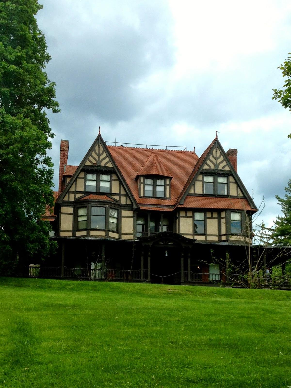 Historic home Charles Shultz House Montclair NJ
