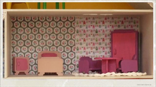 maison poupée chambre doll house