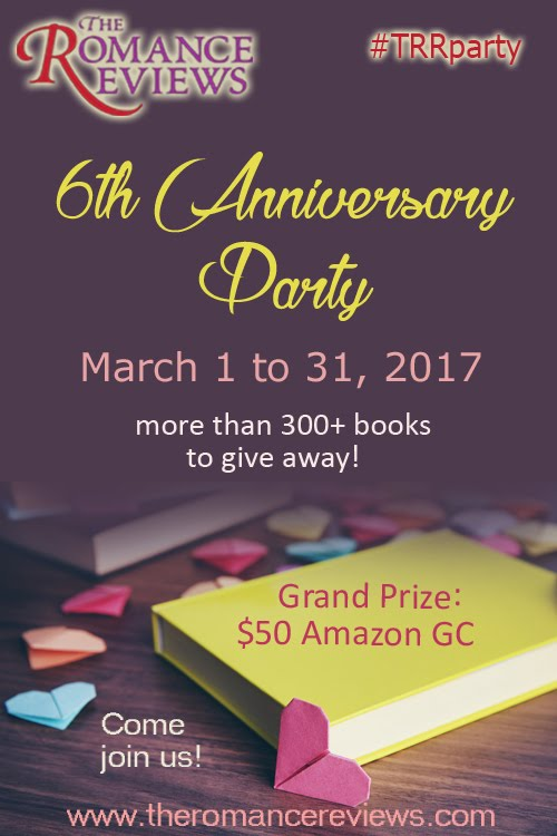 The Romance Reviews~Anniversary 2017