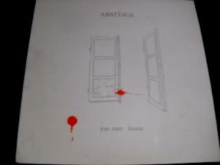 JEAN MARC FOUSSAT - ABATTAGE, LP, 1983, FRANCE