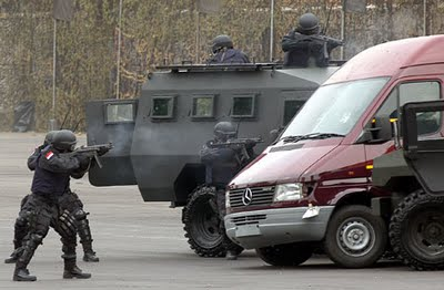 Kopassus Ajukan Unit Anti Teror Kepada DPR RI
