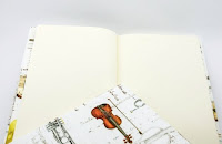 Cuaderno Música