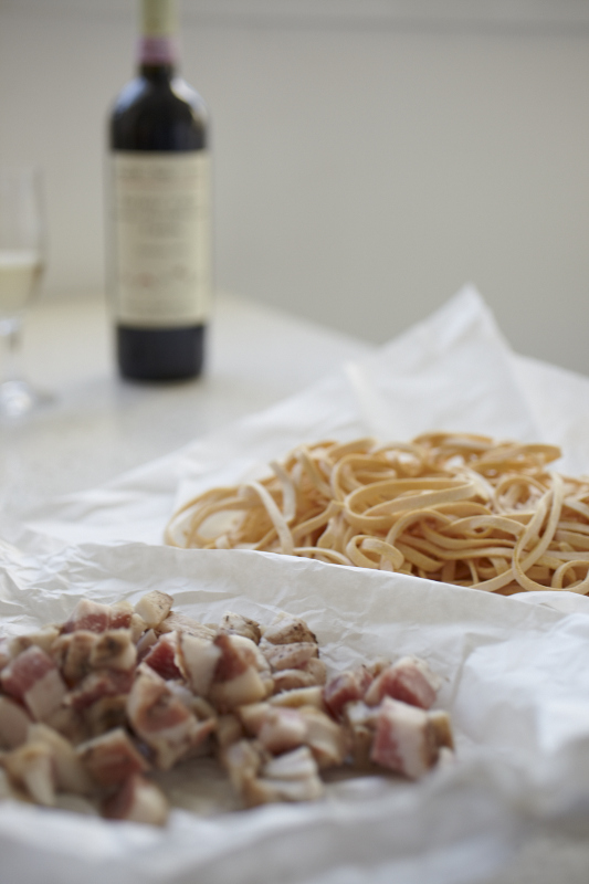 authentic recipe for spaghetti carbonara