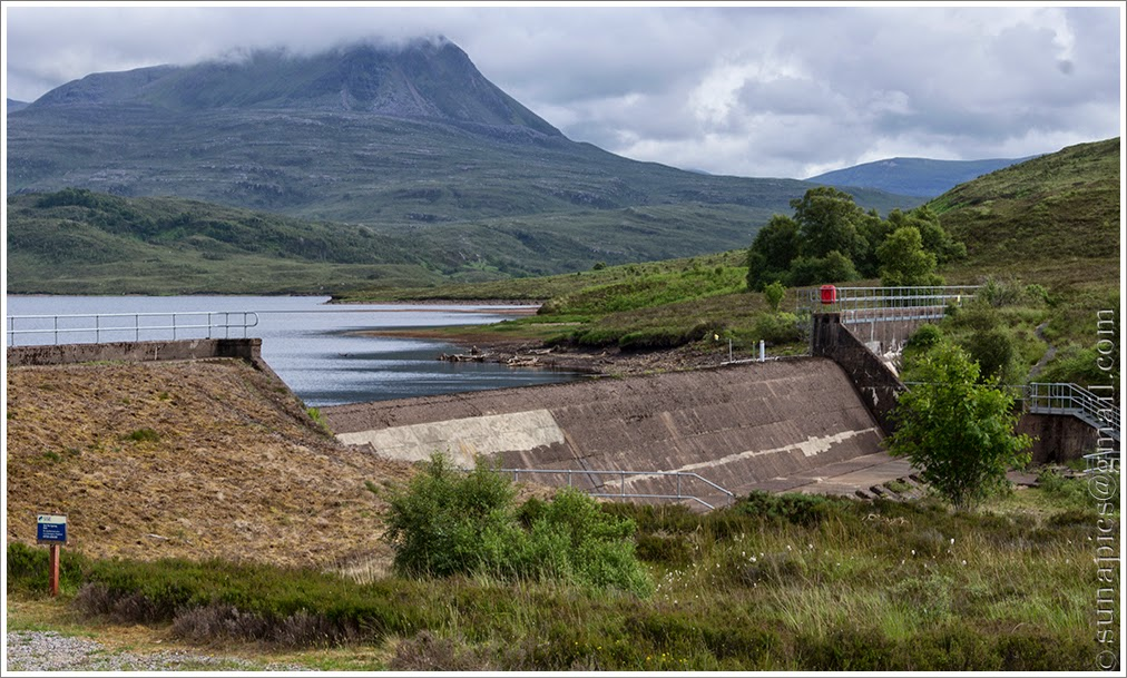 Sunday afternoon strathcarron to gairloch 47 miles diary of a several little lochs with dams and small hydro electric schemes arewere they less environmentally intrusive than wind farms i dont have a problem with malvernweather Choice Image