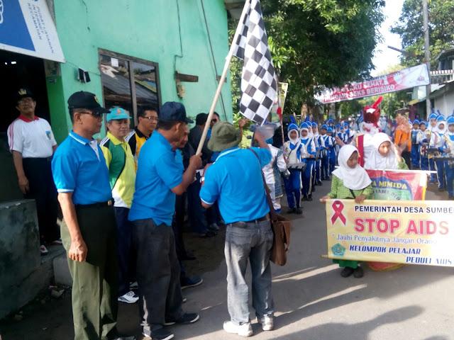 Peringatan HIV / Aids Sedunia Di Kediri