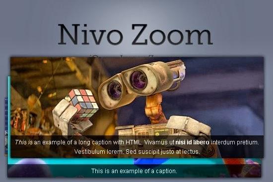 NivoZoom jQuery Plugin