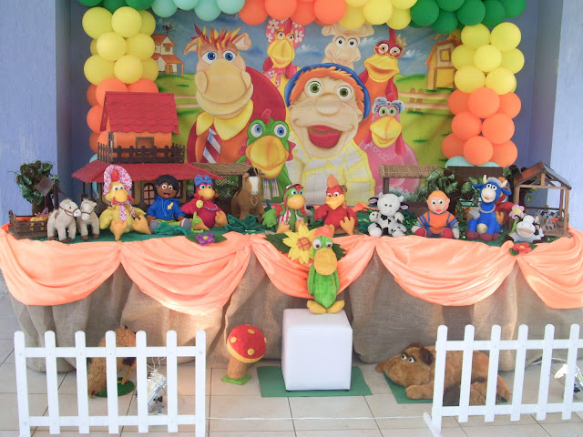 Tema infantil - Cocoricó