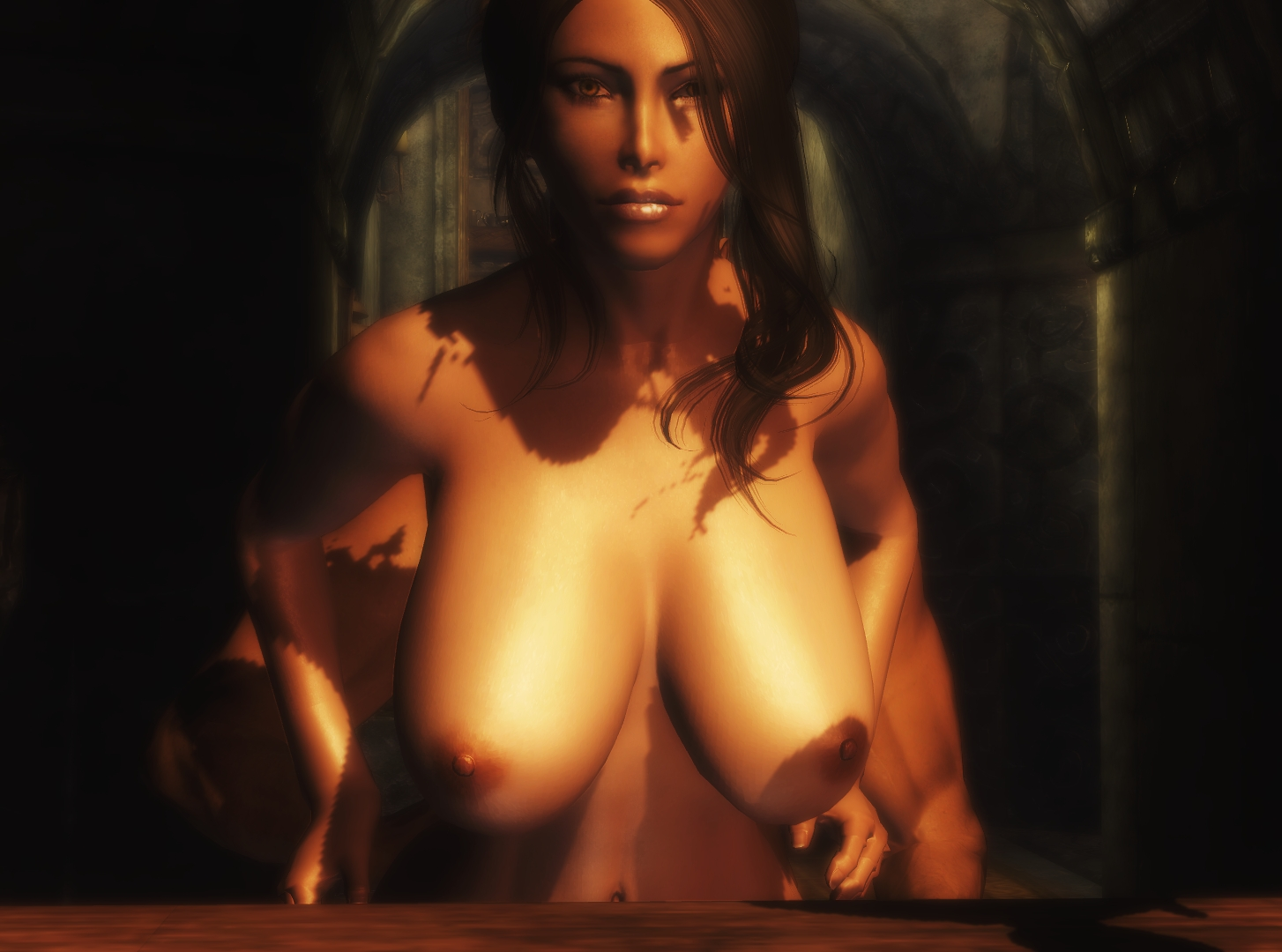 Skyrim alexstrasza nude erotic videos