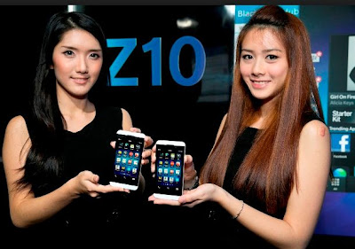Harga Smart Phone Blackberry Terbaru