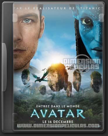 Avatar Extended (BRRip HD Español Latino) (2009)