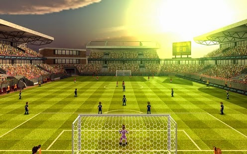 Striker Soccer 2 mod money