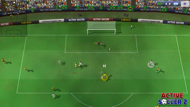 Active Soccer 2 Gameplay IOS / Android