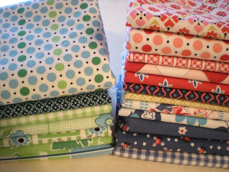 Why Not Sew?: Denyse Schmidt - DS Quilt Collection @ Jo-Ann Fabric