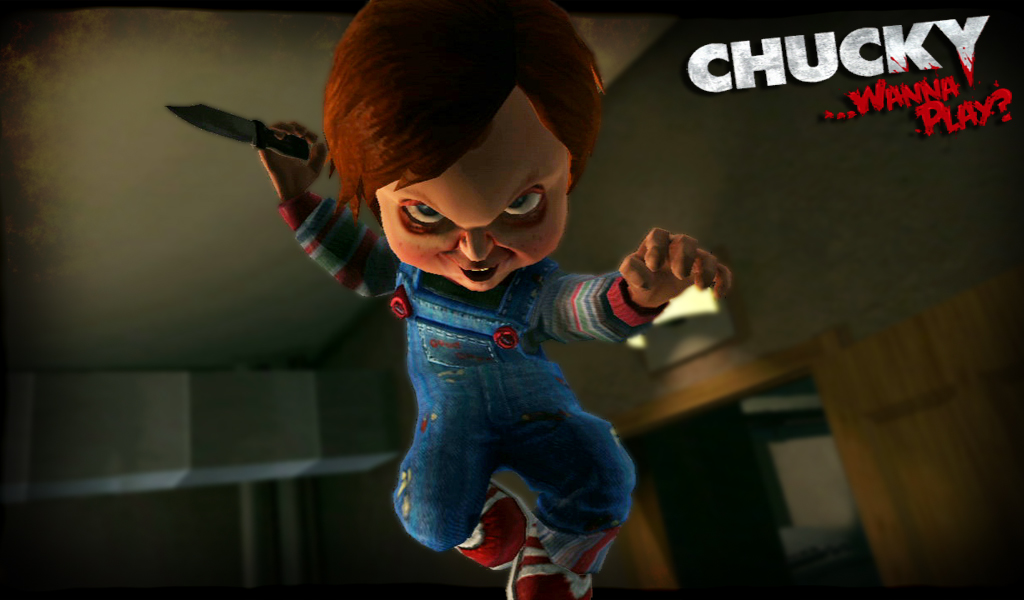 Games Chucky Themed Video Game From TikGames