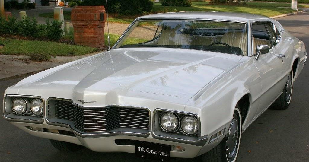 All American Classic Cars: 1970 Ford Thunderbird 2-Door ...