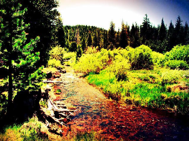 soul river creek bed stream mountain california sierra nevada
