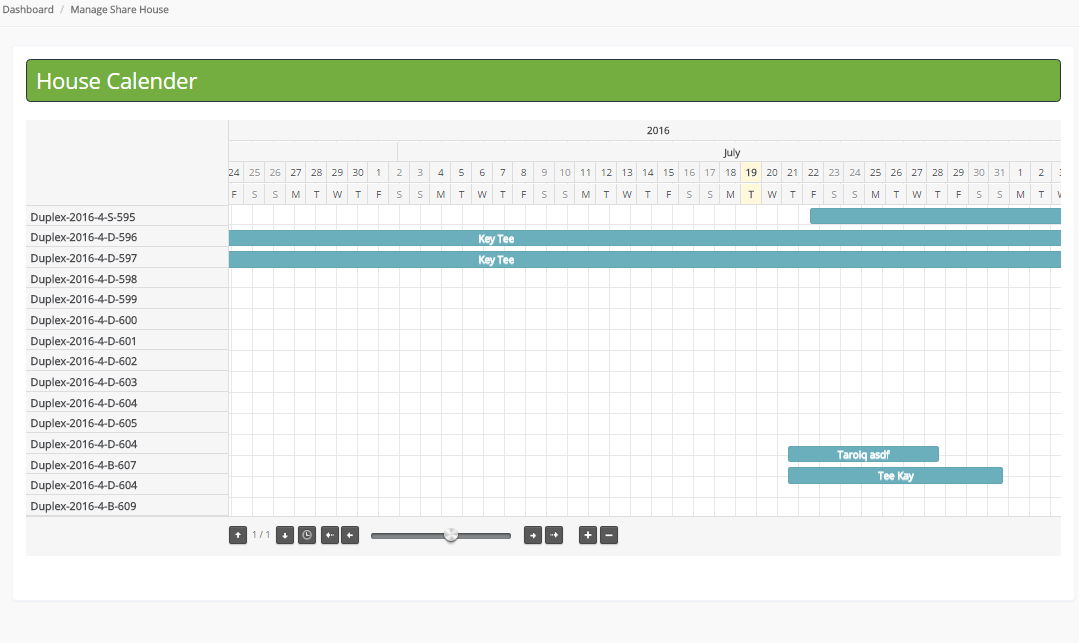 Twotutorial how to integrate gantt chart jquery ccuart Images