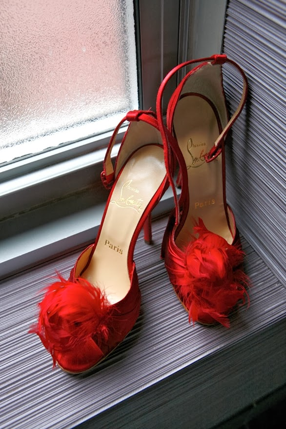 Red Weding Shoes 020 - Red Weding Shoes