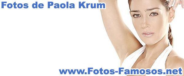 Fotos de Paola Krum