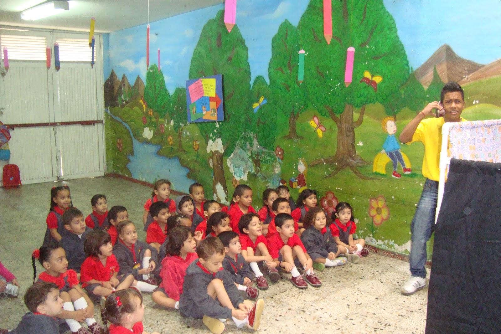 Titeres en jardines infantiles titeres fiestas for Cascanueces jardin infantil medellin