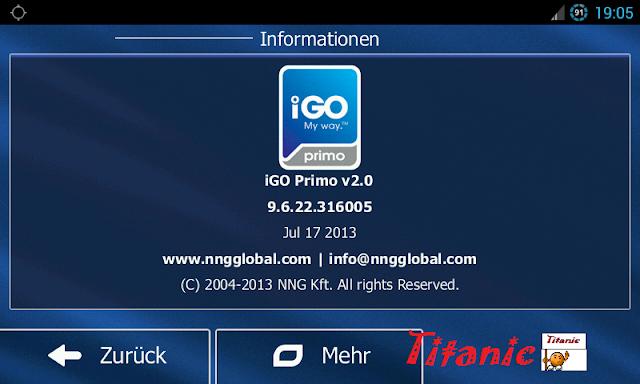İgo Primo 9.6.22.316005 Android