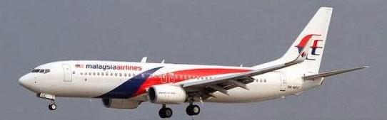 Hilangnya Malaysia Airlines