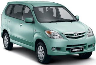 Daftar harga Mobil Toyota Avanza Terbaru 2013