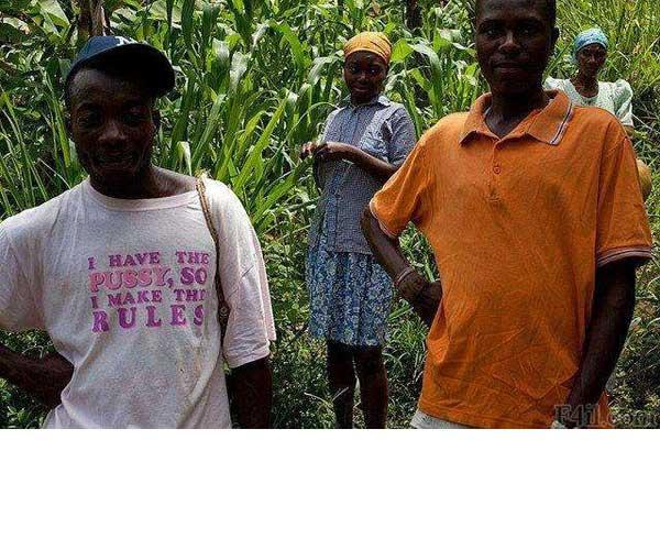 shirt, africa