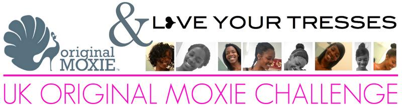 UK Original Moxie Challenge