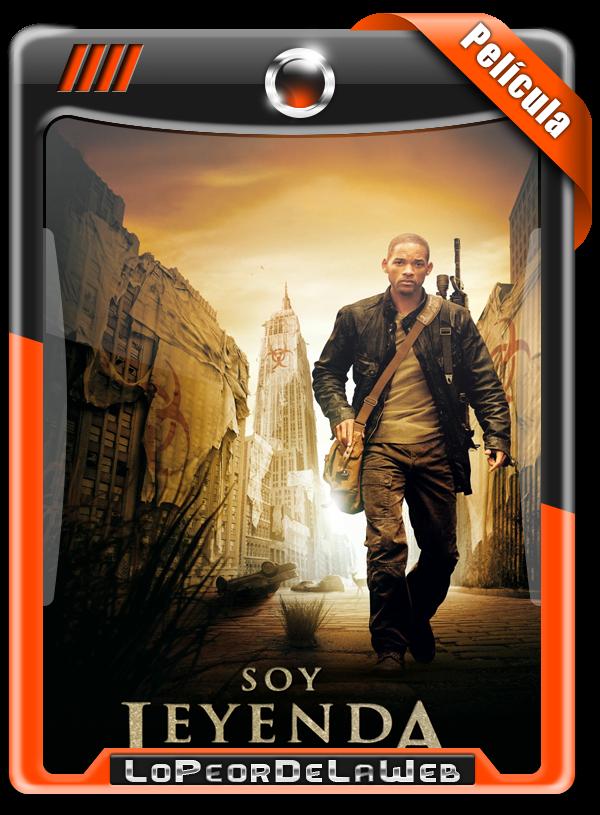 I Am Legend  (2007) | Soy Leyenda 720p Dual h264