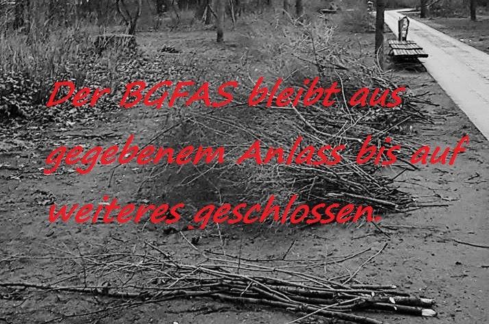 BGFAS Botanischer Garten Berlin-Lichtenberg Frankfurter Allee Süd (FAS)