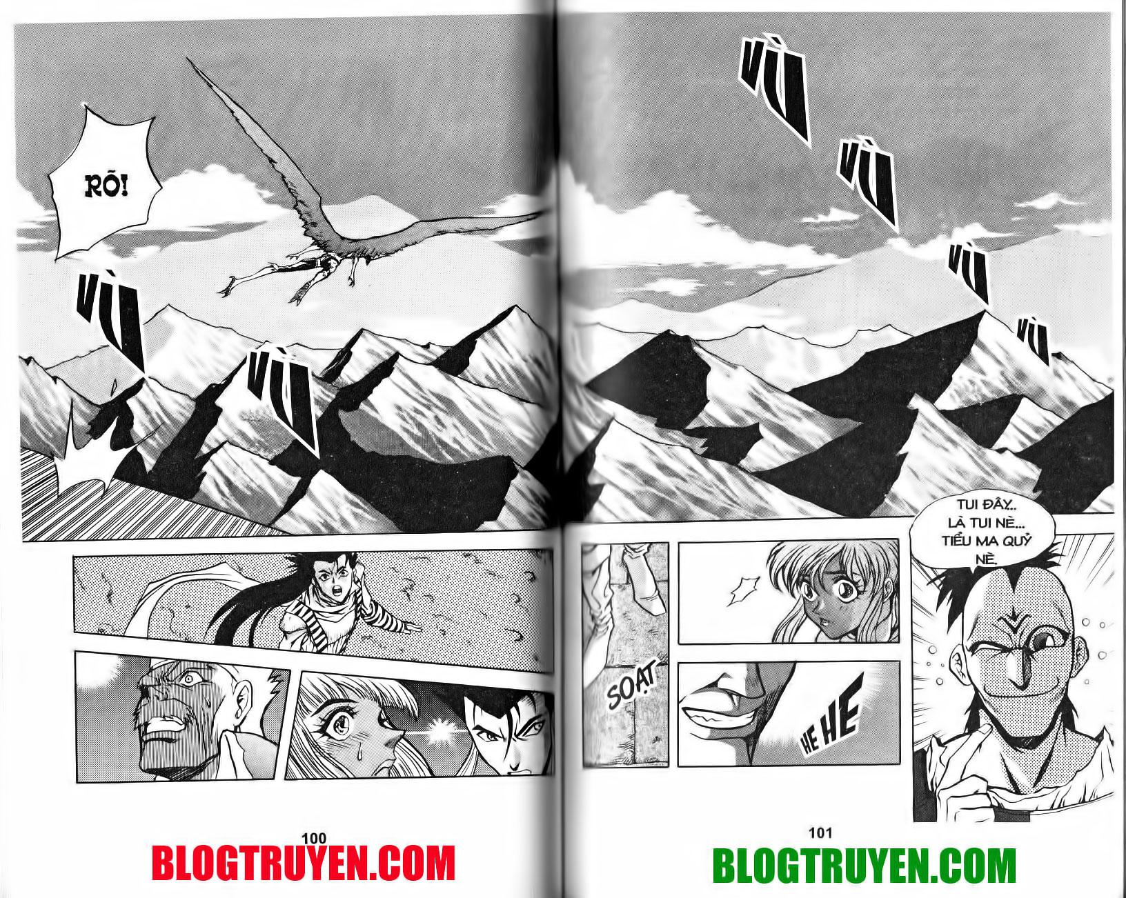 Thiên Vương Thần Kiếm Chap 21 - Next Chap 22