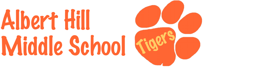 Albert Hill Middle School Tigers
