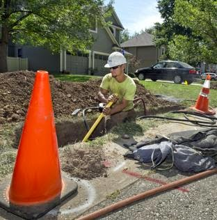Google Fiber Plans Frustrate Residents