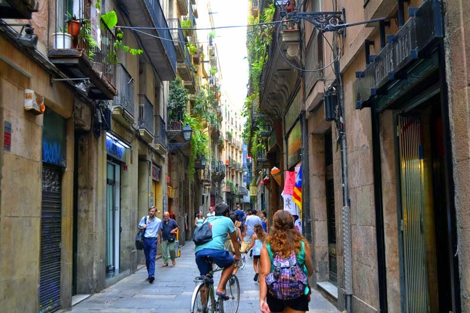 Calles del Barrio Gótico de Barcelona | Bitácoras Viajeras