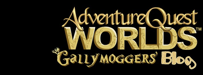 Gallymoggers' AdventureQuest Worlds!