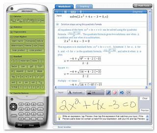 Gratis Microsoft Mathematics 4.0: Mudahnya Belajar Matematika