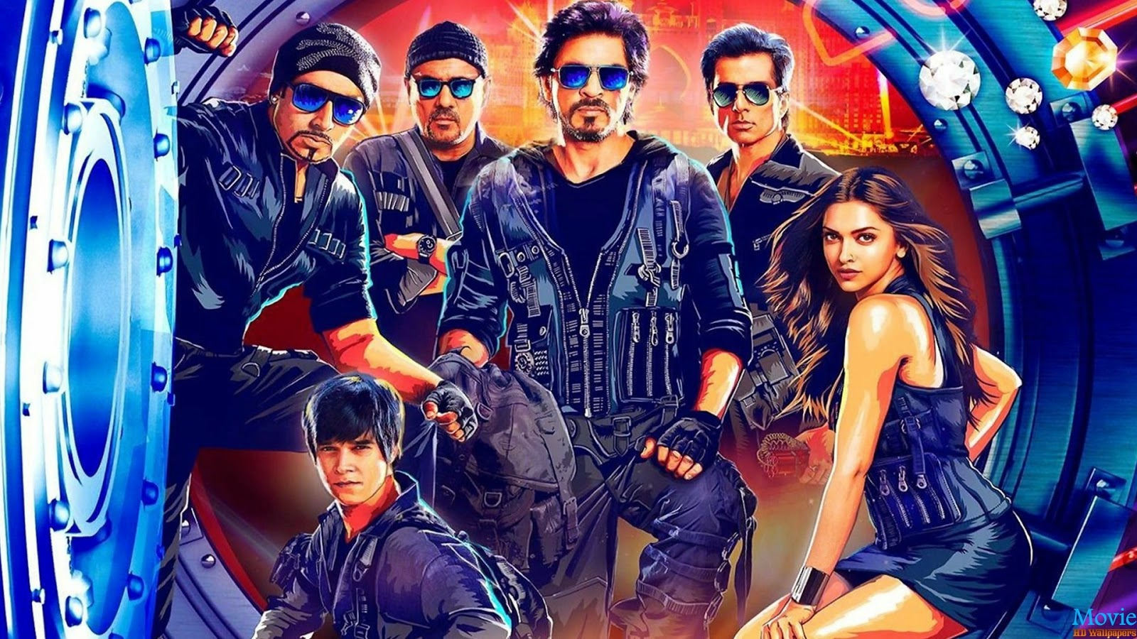 Happy New Year 2014: the best movie of Bollywood