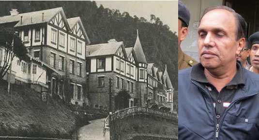 Mr. B. M. Garg who bought  Hotel Mount Everest