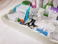 kit toalete feminino para casamento