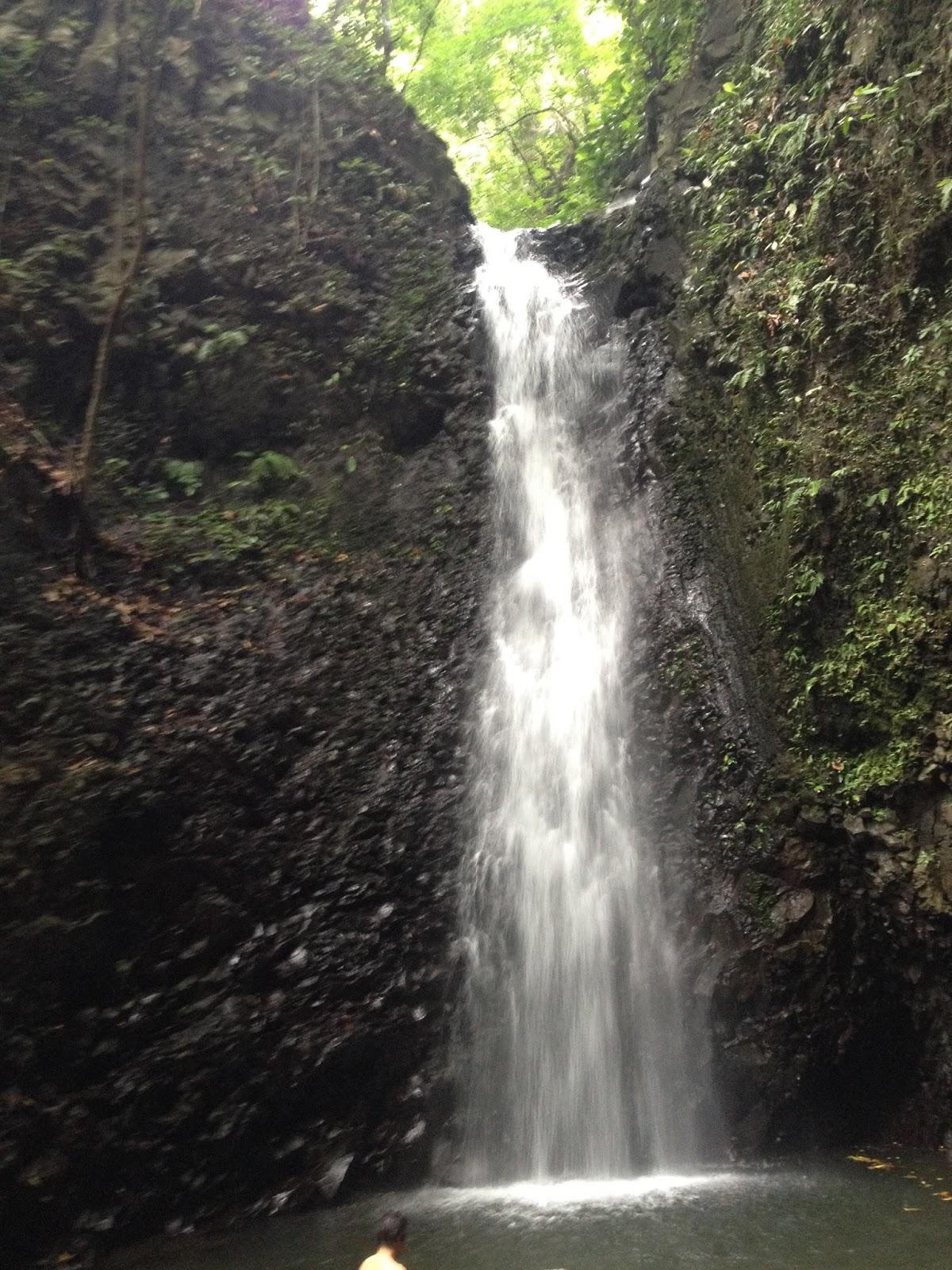 Lanzones falls
