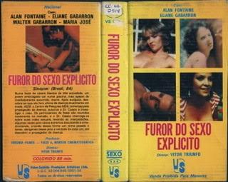 FUROR DO SEXO EXPLÍCITO