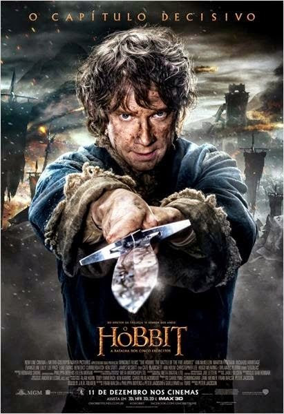 O Hobbit: A Batalha dos Cinco Exércitos