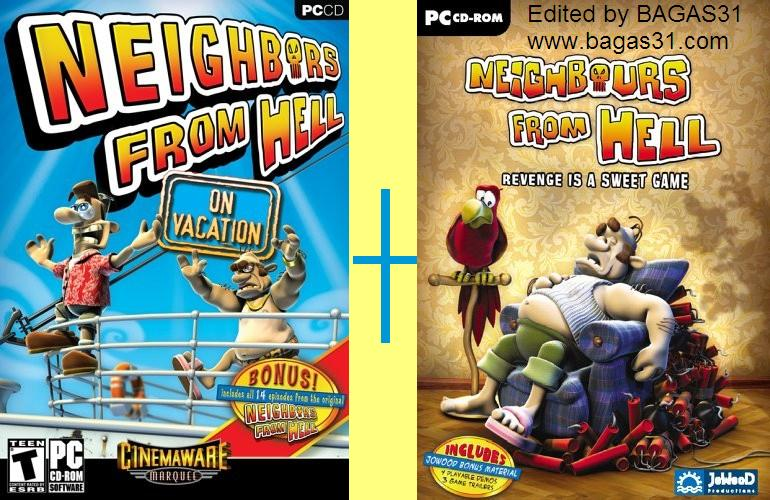 neighbours from hell 1 free download full game softonic