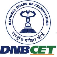 DNBCET Logo