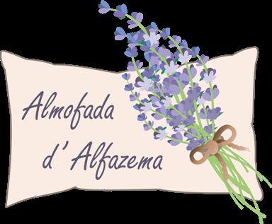 Almofada d'Alfazema